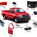 Taking Dirt Seriously: Taking Proper care of Your Exterior Vehicle Parts