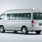 Van rental facility in Singapore